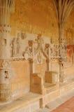 Dordogne Cadouin opactwo w Perigord obrazy royalty free