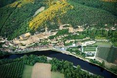 Dordogne-Roque-Gageac Stock Images