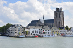 Dordrecht или Dort, Нидерланды Стоковое фото RF