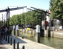 Dordrecht Foto de Stock Royalty Free