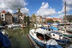 Dordrecht, Hollande Photos libres de droits