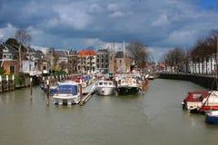 Dordrecht Nederländerna Arkivfoto