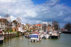 Dordrecht Nederländerna Royaltyfria Bilder