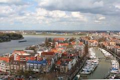 Dordrecht Paesi Bassi Fotografia Stock Libera da Diritti