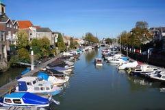 Dordrecht, Pays-Bas images libres de droits
