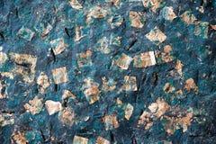 Dore el fondo de la textura, dore la textura Foto de archivo