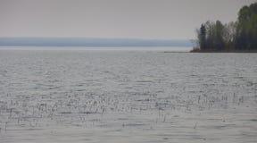Dore Lake in Saskatchewan Stock Foto's