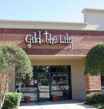 Dore a Lily Boutique, Memphis, TN imágenes de archivo libres de regalías