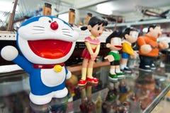 Doreamon figurine Stock Photo
