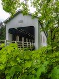Dorena Bridge Royalty Free Stock Photography