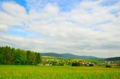 Dorf Lizenzfreie Stockbilder