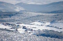 Dorf Stockfotografie
