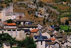 Dorf lizenzfreies stockfoto