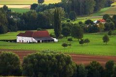 Dorf Lizenzfreie Stockfotos