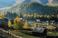 Dorf Baihaba Stockbilder