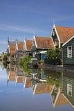 Dorf De Rijp Lizenzfreie Stockbilder