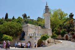 Dorf Ein Kerem in Jerusalem - Israel Stockbild