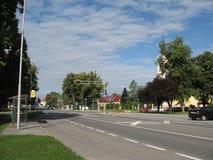 Dorf FeriÄ- anci Lizenzfreies Stockbild