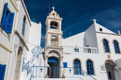 Dorf in Griechenland Lizenzfreie Stockbilder