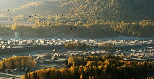 Dorf Hemu Lizenzfreie Stockfotografie