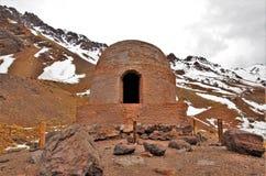 Dorf Las Cuevas Stockfoto