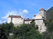 Dorf le Tirol Photo libre de droits