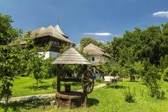 Dorf-Museum Stockbilder