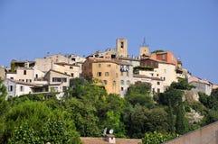 Dorf von Biot in Frankreich Lizenzfreie Stockbilder