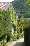 Dorf von Castelnaud Lizenzfreies Stockbild