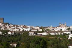 Dorf von Castelo de Vite Lizenzfreie Stockbilder