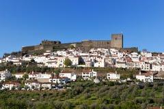 Dorf von Castelo de Vite Stockbilder