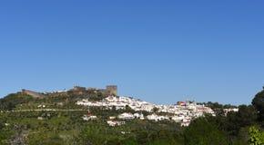 Dorf von Castelo de Vite, Stockbild