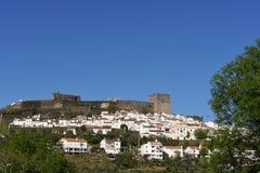 Dorf von Castelo de Vite, Lizenzfreies Stockbild