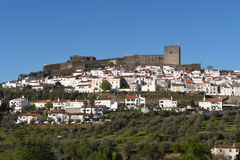 Dorf von Castelo de Vite, Lizenzfreie Stockfotos
