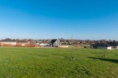 Dorf von Kastrup Lizenzfreie Stockfotografie
