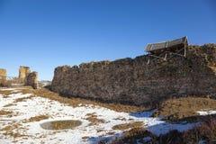 Dorf von Krevo belarus Stockbild