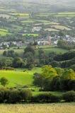 Dorf von Moretonhampstead Lizenzfreie Stockfotografie