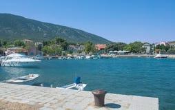 Nezerine, Losinj Insel, Kroatien Lizenzfreie Stockfotos