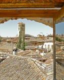 Dorf von Pedraza Lizenzfreie Stockbilder