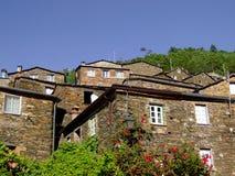 Dorf von Piodao, Portugal stockbilder