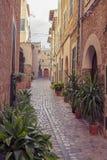 Dorf von Soller majorca Lizenzfreies Stockfoto