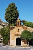 Dorf von Str. Paul Stockfotos
