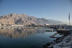Dorf von Täuschungen, UAE Stockfotografie