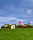 Dorf von Vorfahren Stockfotos