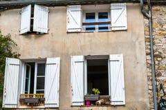 Dorfhaus in Provence Lizenzfreies Stockbild
