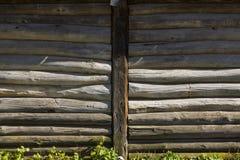 Dorfhausmauer Lizenzfreie Stockfotos