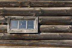 Dorfhausmauer Lizenzfreies Stockfoto