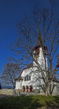 Dorfkirche 3 Lizenzfreie Stockfotos