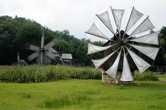 Dorfmuseum, Sibiu, Rumänien Lizenzfreie Stockfotos