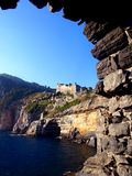 Doria Castle In Porto Venere Stock Image